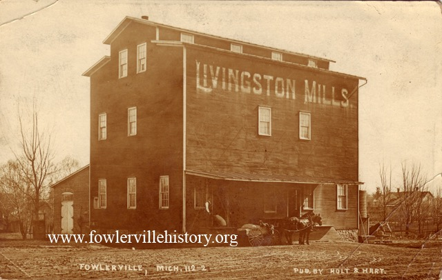 Holt & Hart 112-2 Livingston Mills