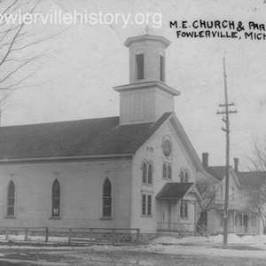 ME Church & Parsonage pre-1916